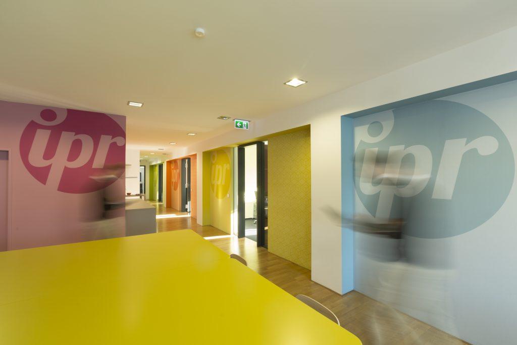Exklusive Büroraumgestaltung