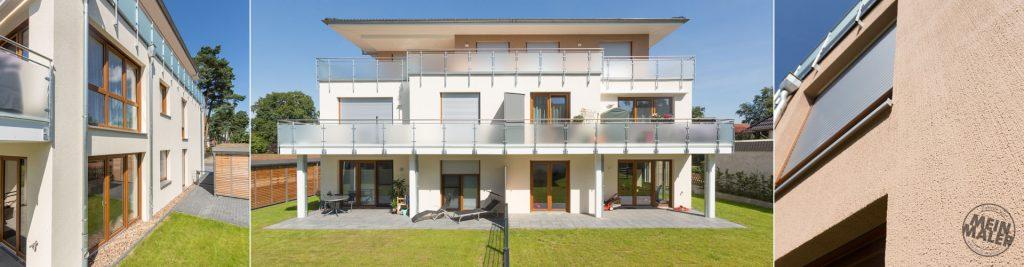 Waermedämmung & Fassadegestaltung