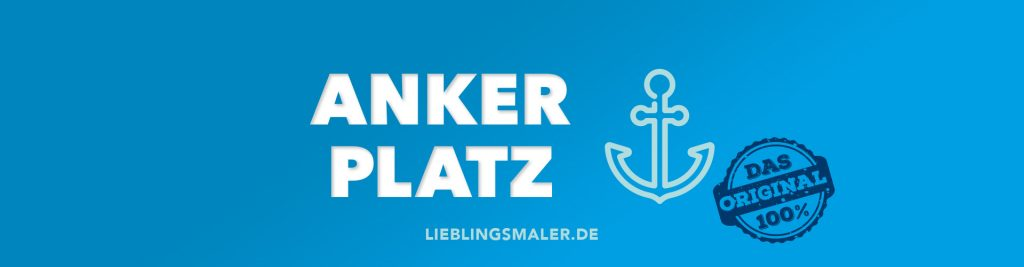 Ankerplatz Lieblingsmaler.de