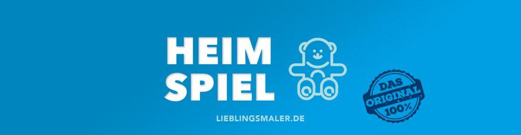 Heimspiel Lieblingsmaler.de