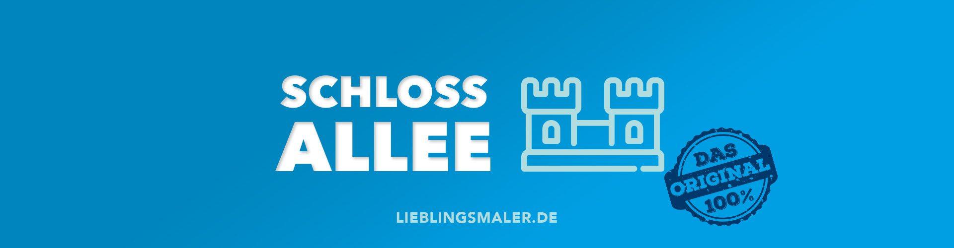 Schlossallee Lieblingsmaler.de