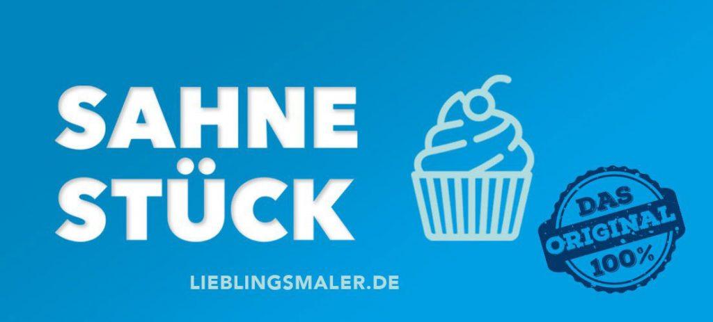 Sahnestueck - Lieblingsmaler.de